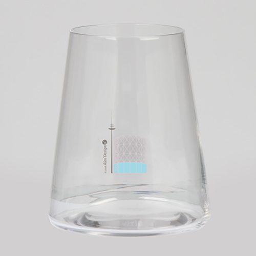 Wasserglas Gasometer