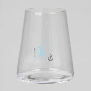 Wasserglas Hafen